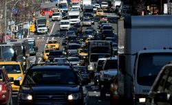 New York City Looking to Cap the Number of Uber & Lyft Vehicles