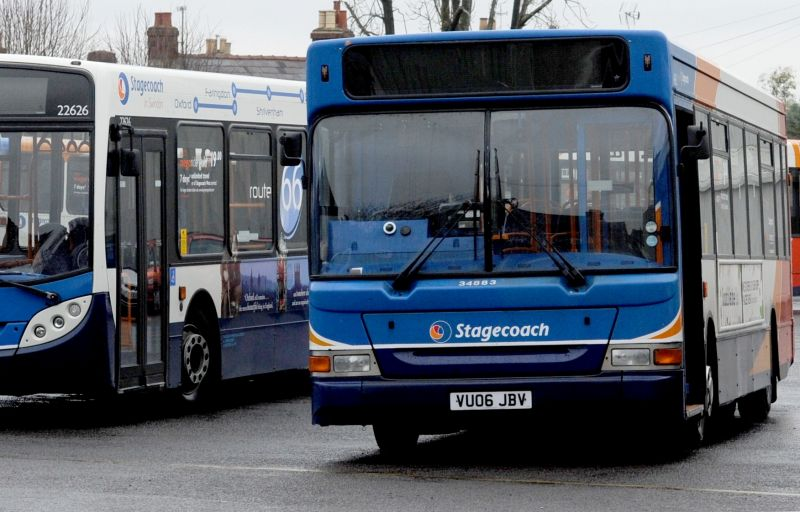 Stagecoach Prepares to Trial Full-sized Buses in the UK