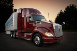 Toyota Unveils its Next Generation Hydrogen Fuel Cell Truck