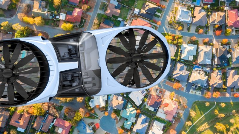 Urban Aeronautics Announces Full-scale Deployment of Flying Car