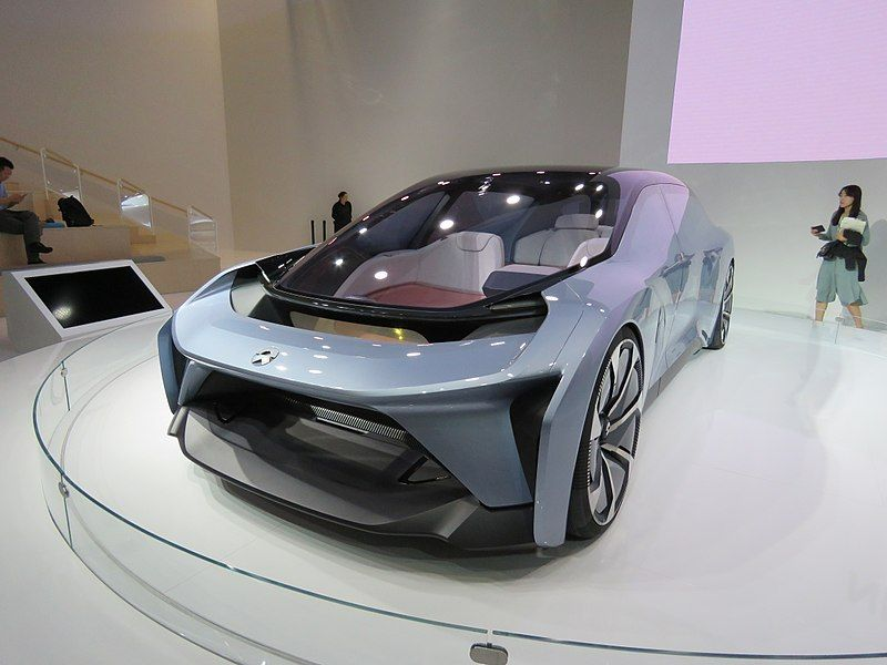 The Future: Autonomous and Electric Vehicles Come Together as One