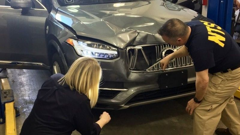 Fear of Riding in Autonomous Cars Rising as Accidents Increase