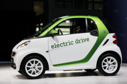Daimler to Build Smart EVs in China, According to Report