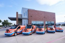 Drive.ai Unleashes Colorful, Flashy Self-driving Vans for Trials in Texas