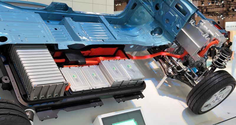 Nissan Sells its EV Battery Company to Energy Giant Envision