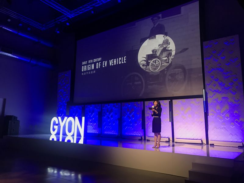 New Electric Vehicle Startup GYON Announces its Big Plans at Launch Press Event