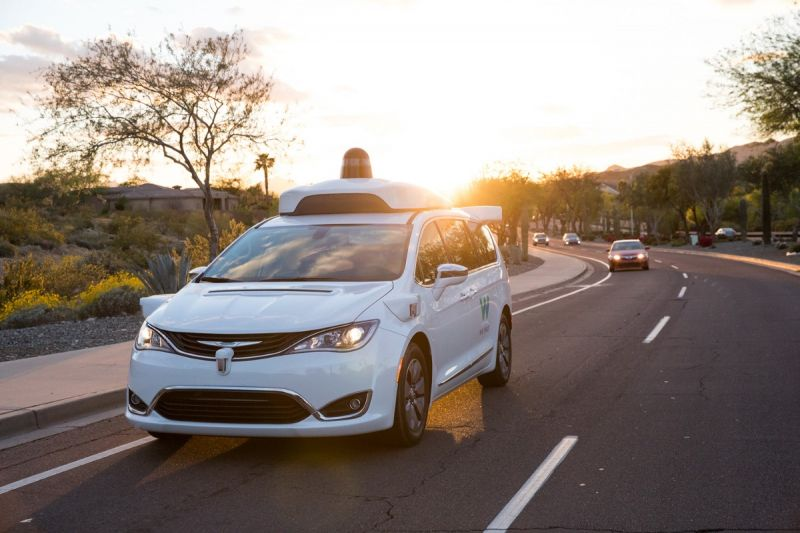 Waymo Tests Price Points for Driverless Rides