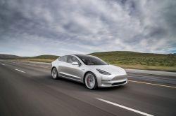 Tesla Model 3 Breaks into Top 10 U.S. Passenger Car Sales in July