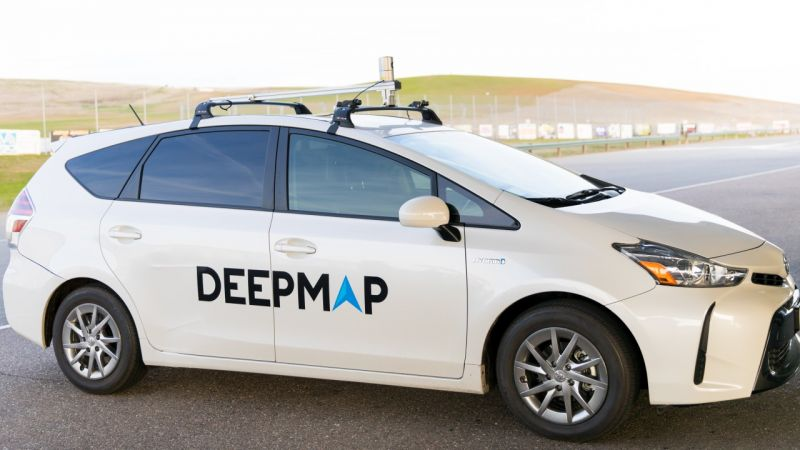Bosch Invests in Autonomous Driving Map Startup DeepMap