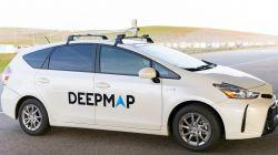 Bosch Invests in Autonomous Driving Map Startup DeepMap