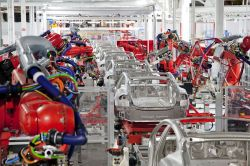 Tesla Well Within Reach of Building 8,000 Model 3's Per Week