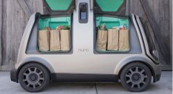 Largest U.S. Grocery Chain Begins Autonomous Delivery Service in Arizona