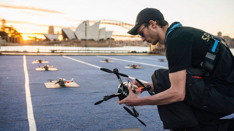 Intel to Use Bluetooth to Enhance Air Traffic Control for Drones