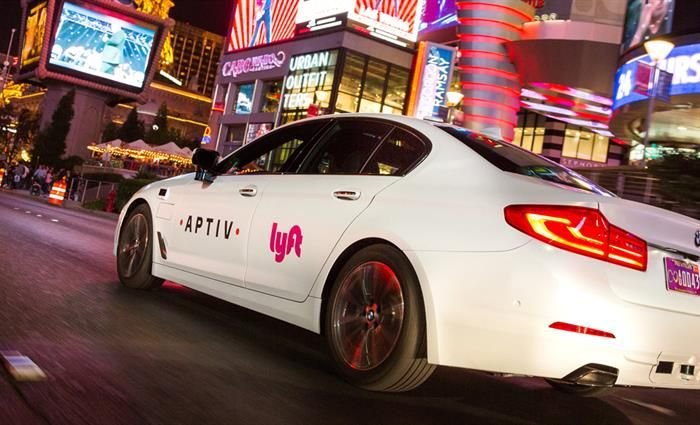 Aptiv Reaches Milestone of 5,000 Public Trips in its Self-Driving Cars