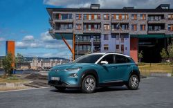2019 Hyundai Kona Electric Bests Chevrolet Bolt With 258-Mile Range
