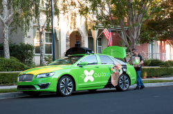 AutoX Launching Autonomous Grocery Delivery Service in California