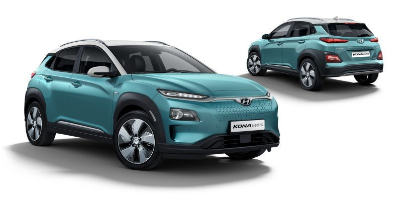 Customers Can Buy a Hyundai Kona Electric Online