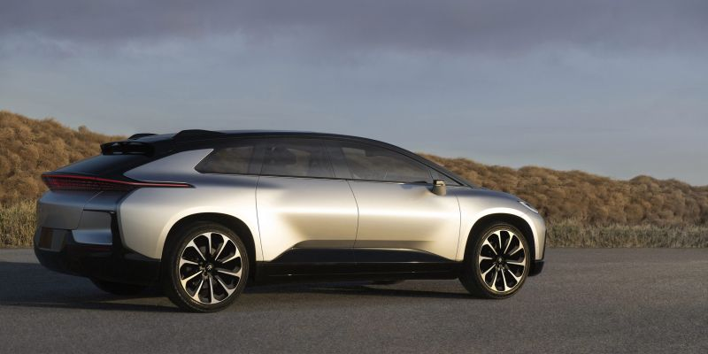 Faraday Future Completes Assembly of its First Pre-Production FF91