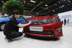 Toyota Plans to Triple its Vehicle Output in China By 2030