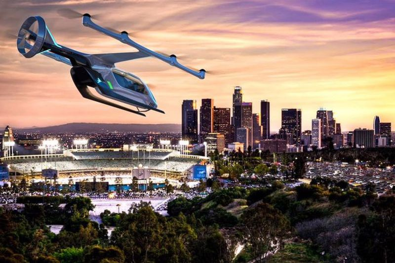 Boeing and Uber Join Japan's Flying Car Alliance