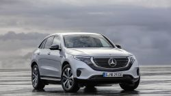 Mercedes Benz Takes Aim at Tesla and Unveils the EQC, its First All-Electric Vehicle