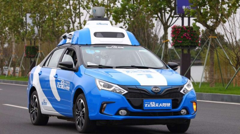 BYD and Baidu Promise Self-driving Cars in Three Years
