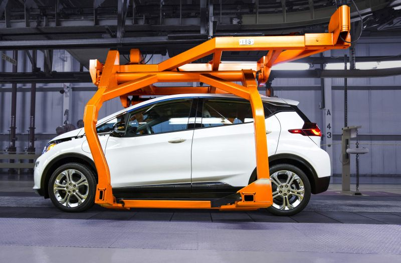 GM Partners with Delta Americas to Develop Industry-Leading Fast EV Charging Technology
