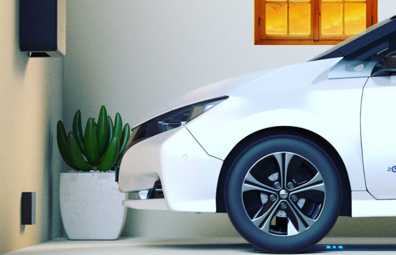 Auto Startup HEVO Wants to Make EV Charging Wireless