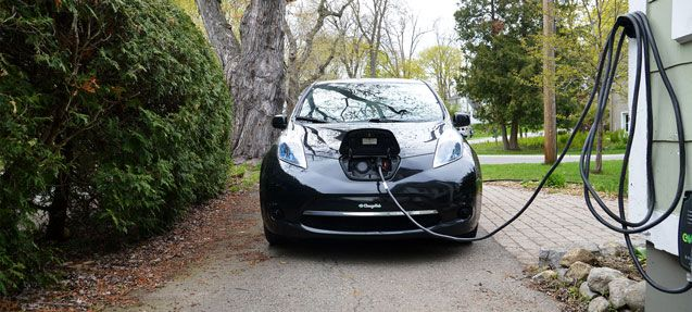 Can More Home-based Charging Options Boost EV Adoption?