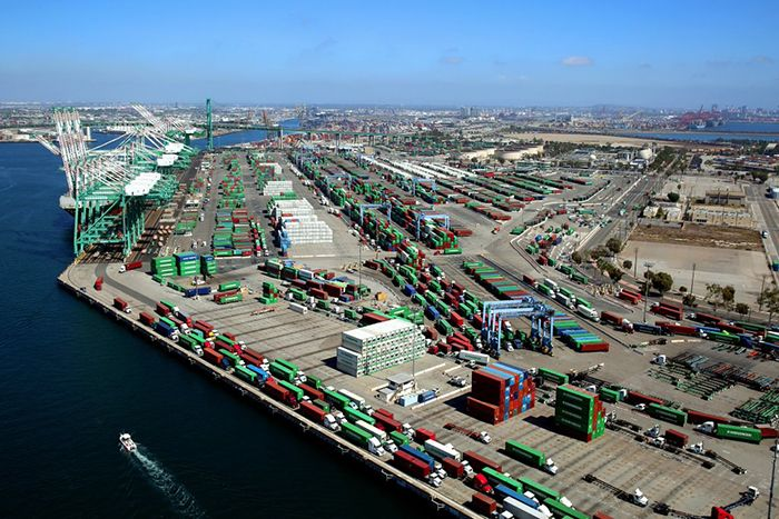 Port of Los Angeles Awarded $41 Million for Hydrogen Fuel Cell Freight Project