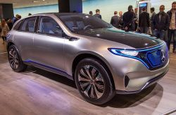 Mercedes Concerned About Warranty Costs for Ultra-Advanced EQC SUV