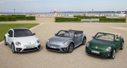 Volkswagen to End Production of the Iconic Beetle Next Year