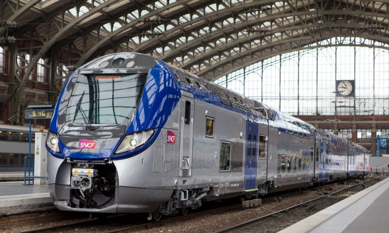 France Partners with Hitachi and Bosch to Launch Autonomous Trains