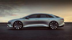 Electric Automaker Lucid Motors Announces $1 Billion Investment from Saudi's PIF