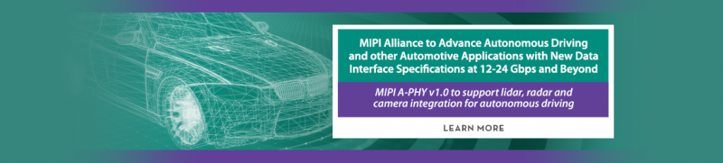 Mobile Device Alliance Creates Standard For Autonomous Driving Systems