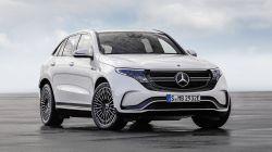 Mercedes-Benz Officially Reveals Tesla Model X Rival EQC 400