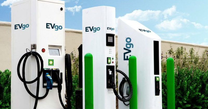 Evgo To Add 100 S More Public Dc Fast Chargers In California By The End Of 2018