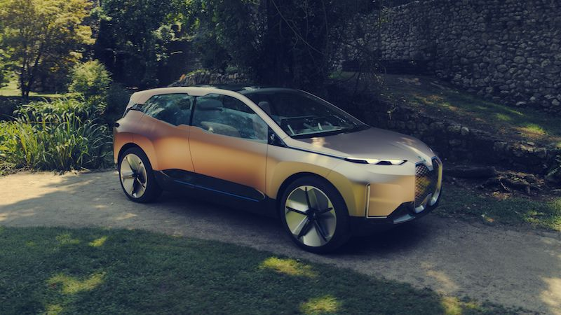 BMW Vision iNext Concept is an Electric, Autonomous Look to the Future