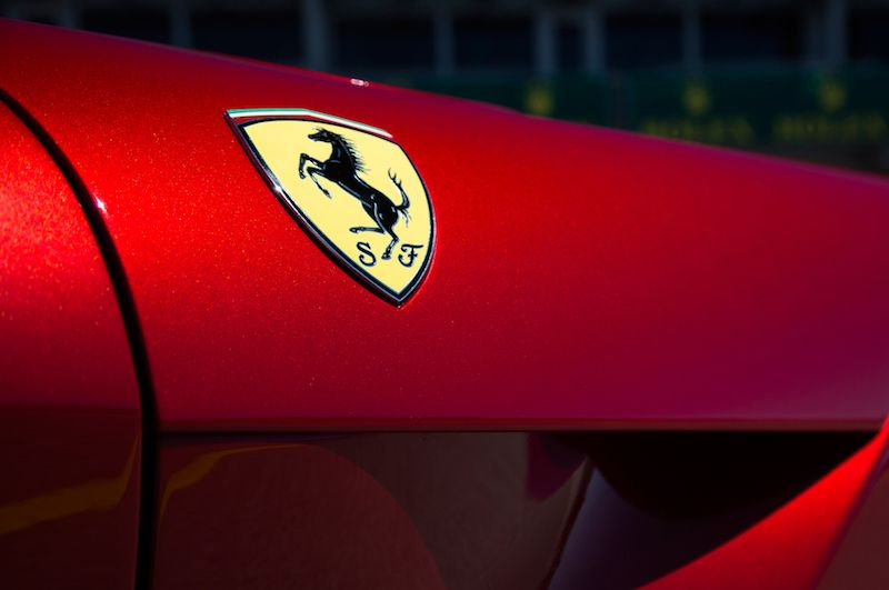 Ferrari Aims for 60 Percent of Cars to Have Hybrid Powertrains by 2022
