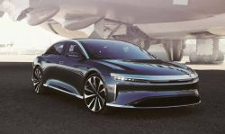 Lucid Motors Announces an Agreement to Access Electrify America's Ultra-Fast EV Charging Network