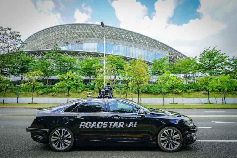 Roadstar.ai Selects Renovo's AWare OS for its Autonomous Driving System
