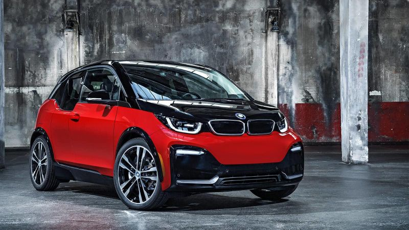 Bmw Upgrades The Battery Range On The New 2019 Electric I3