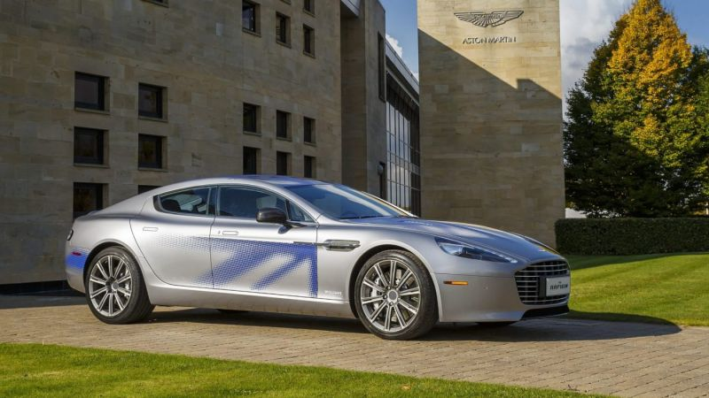 Aston Martin Details Upcoming Electric Sedan: Here's What You Need to Know