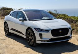 EXCLUSIVE First Drive: The All New 2019 Fully-Electric Jaguar I-PACE