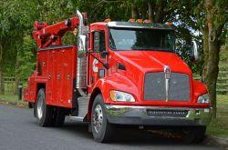 Cummins Debuts Class 6 Heavy-Duty Hybrid Truck