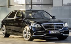 Mercedes to Offer Level-3 Autonomous Driving on the Next S-Class