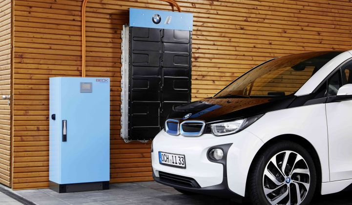 BMW Teams Up with Sweden's Northvolt for Sustainable EV Batteries
