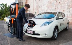 Tritium Wants to Replace Gas Stations with EV Charging Stations