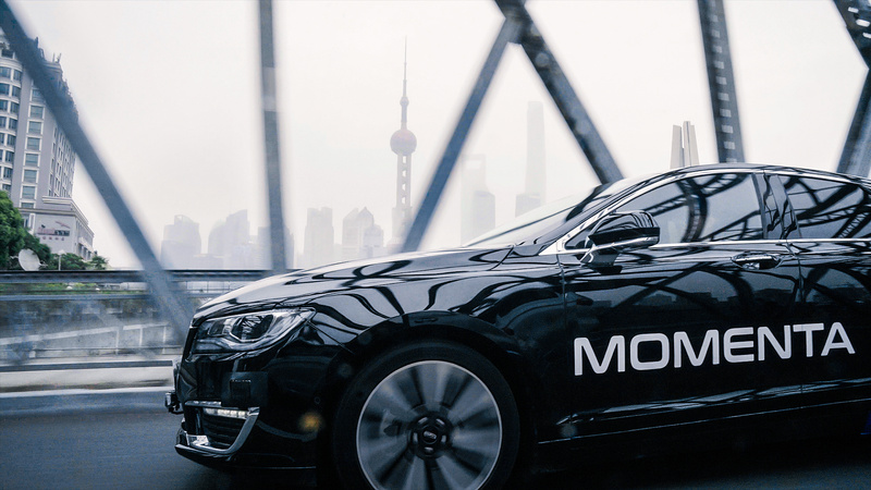 Autonomous Driving Startup Momenta Reaches a $1 Billion Valuation With New Funding Round