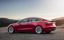 Tesla Offering a New Mid-Range Battery Option for the Model 3